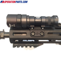 M-LOK Surefire Scout Light Mount Assy