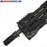 M-LOK Skeletonized Barrier Stop Assy