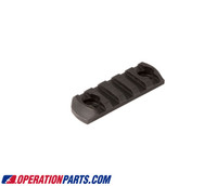 MAGPUL M-LOK™ Aluminum Rail Section, 5 Slots