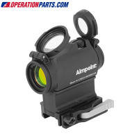 Aimpoint Micro H-2 (AR15 ready - 2 MOA, LRP mount/39mm spacer)