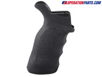 ERGO Tactical Deluxe Sure Grip Pistol Grip AR-15 Overmolded Rubber, Black