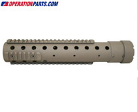 Precision Reflex-Gen III Round Forearm Dark Earth Rifle Length