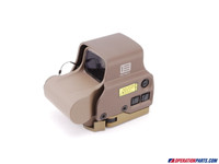 EOTech EXPS3-0 Red Dot Sight, 65moa Circle 1moa Dot Reticle, Night Vision Compatible, TAN