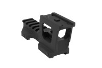 Knight's Armament Redback 1 / Aimpoint high rise w/ magnifier mount