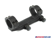 "KAC-Knight's Armament 30mm Extended Eye Relief Scope Mount, 1.5"" Height"