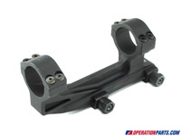 """KAC-Knight's Armament 30mm Extended Eye Relief Scope Mount, 1.9"""" Height"""
