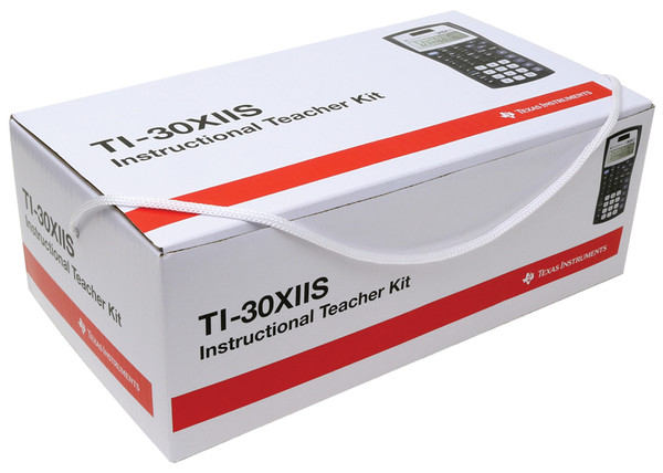 TI-30XIIS Teacher Kit