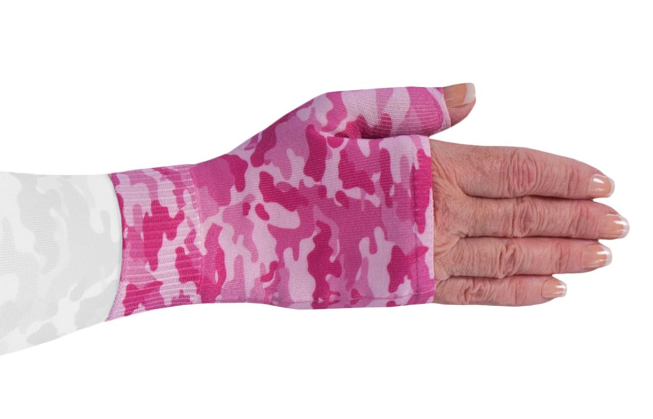 Camouflage Pink Gauntlet
