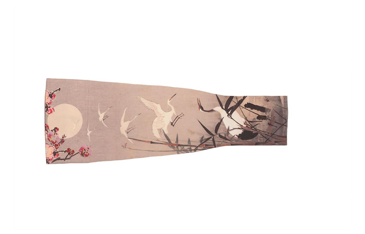 Plum Blossom Arm Sleeve Flat