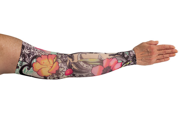 Tattoo Blossom Arm Sleeve