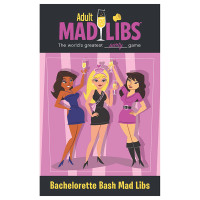 Adult Mad Libs - Bachelorette Bash