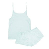 Glacier Tile Camisole & Short Set
