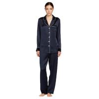 Silk Long Pajama Set