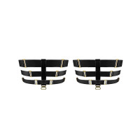 Art Deco Adjustable Garters