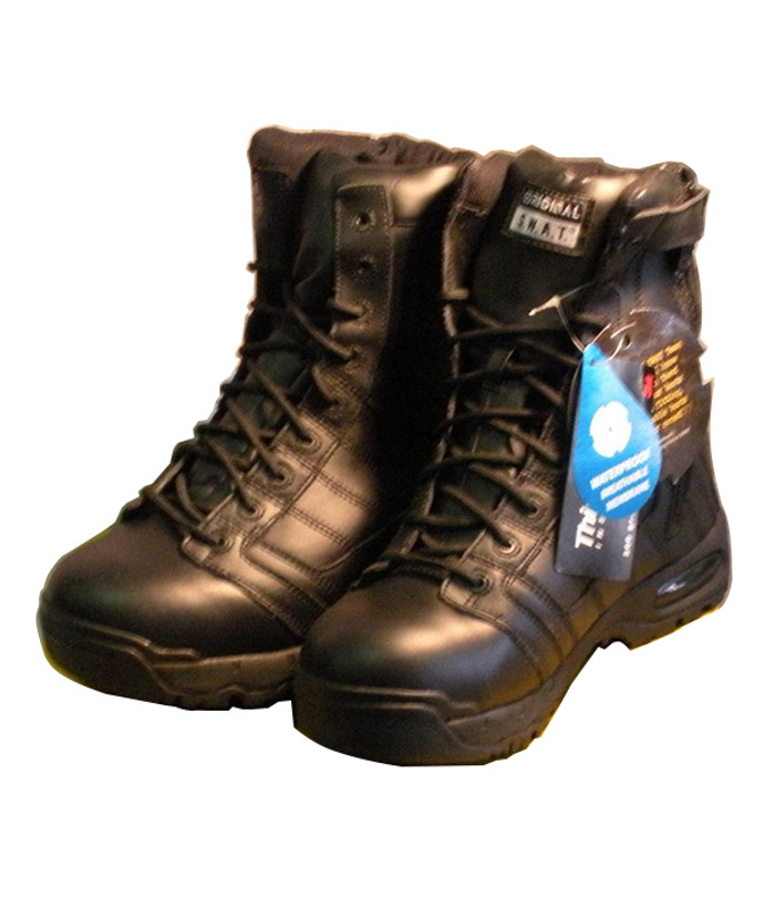 1234 SWAT All Leather Waterproof