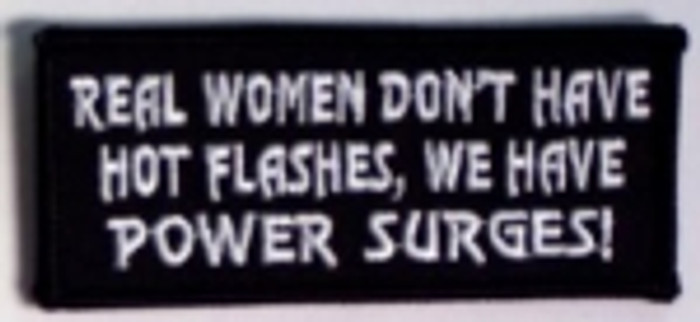 Real Women Don't Have Hot Flashes Patch