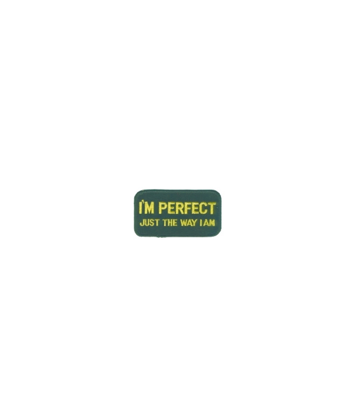217 I'm Perfect Patch