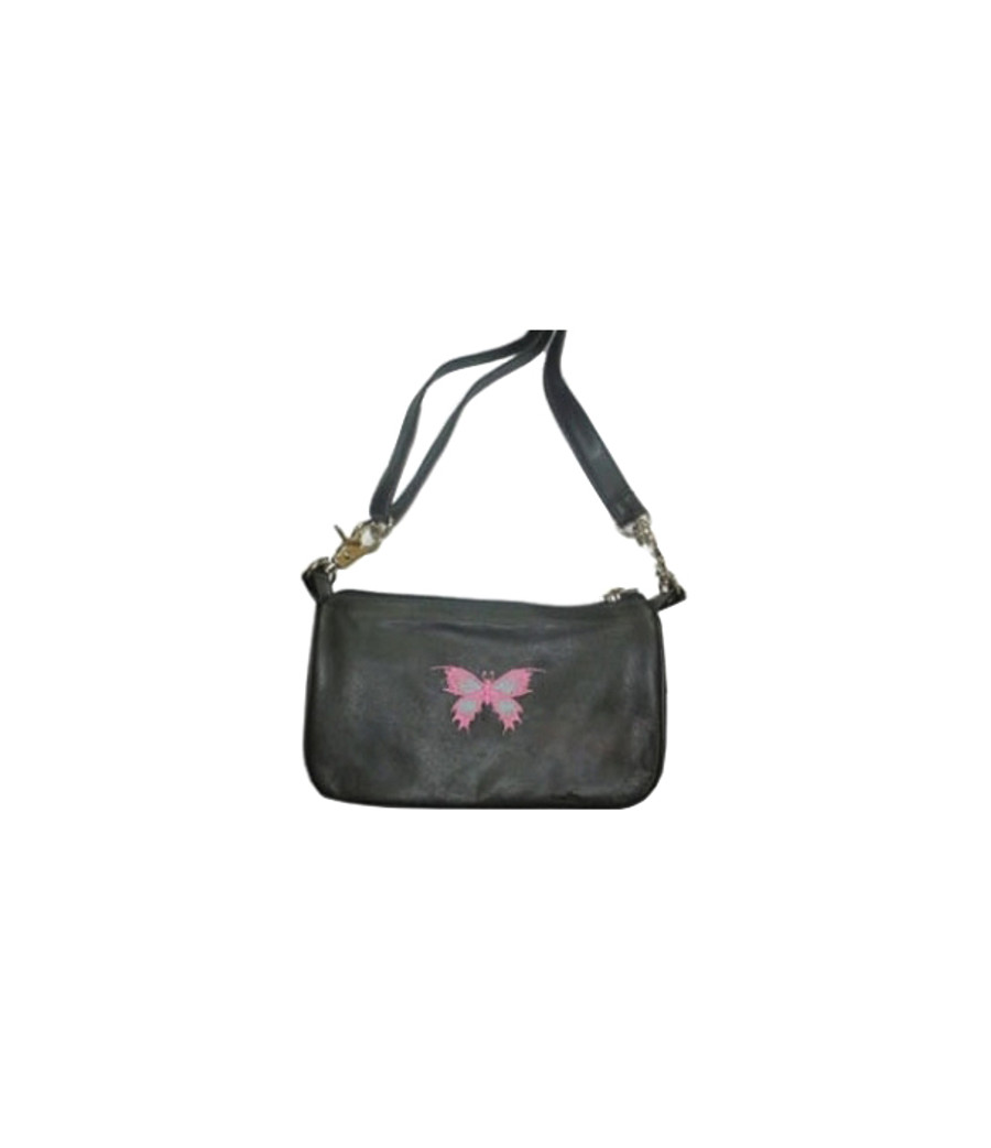 2141 Clip Bag - Butterfly