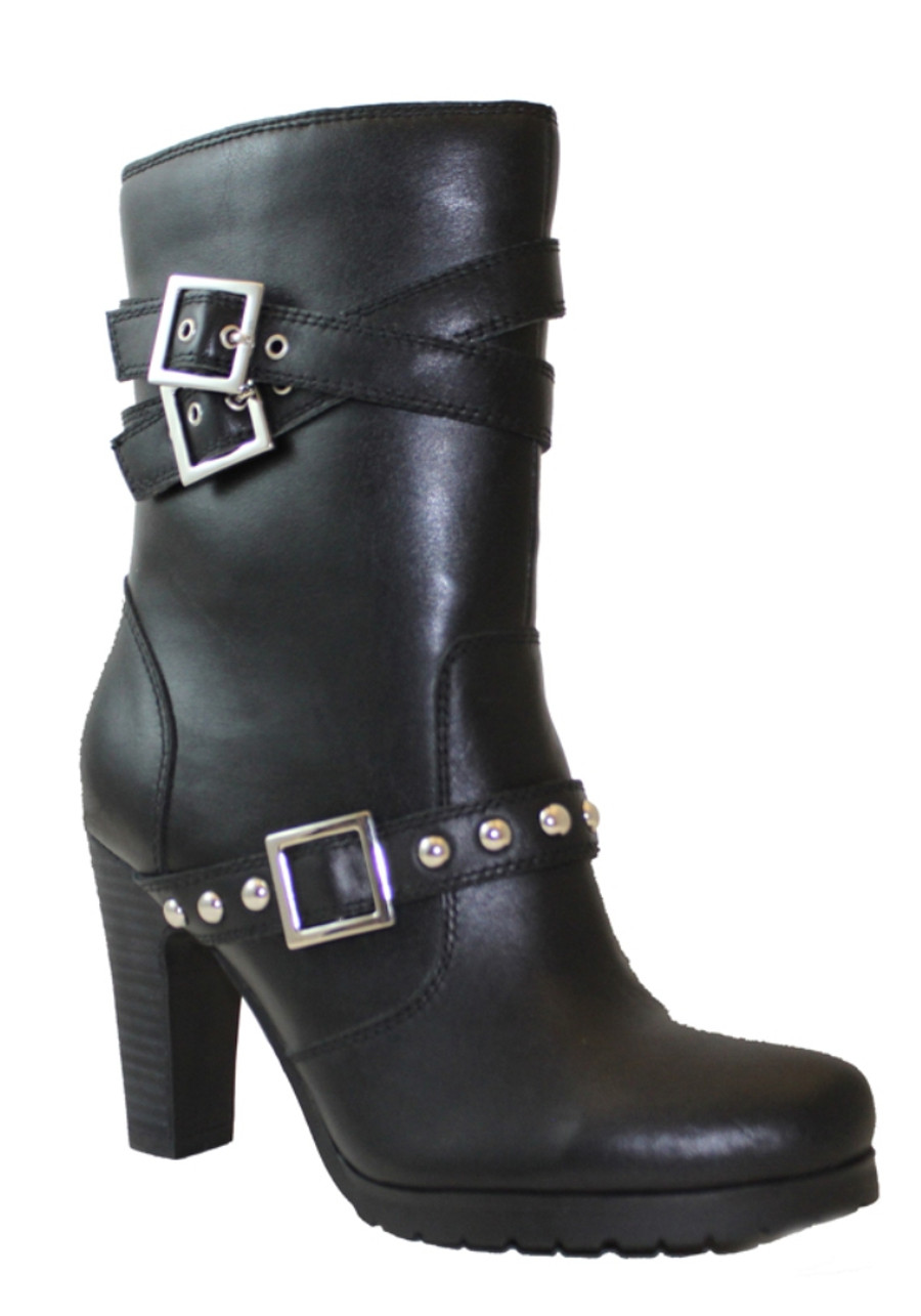 8545 Ladies Biker Boot