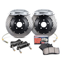 StopTech Big Brake Kit - Rear (BMW E46 M3)
