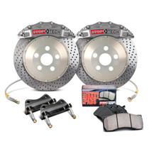 StopTech Big Brake Kit - Front (BMW E9X M3)