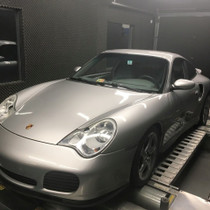 Porsche 996 Turbo Performance Tune