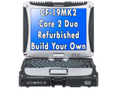 Panasonic Toughbook CF-19 MK2 Core2Duo Refurbished Build Your Own