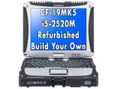 Panasonic Toughbook CF-19 MK5 i5-2520M Refurbished Build Your Own