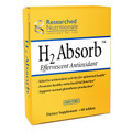 Researched Nutritionals | H2 Absorb Effervescent Antioxidant 60 tablets