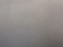 Nylon Taffeta Lining Knit Fabric Silver Gray