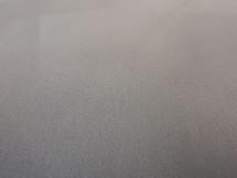 Nylon Taffeta Lining Knit Fabric Silver Gray