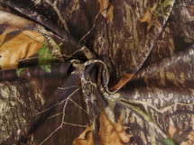 Nylon Camouflage Mossy Oak Breakup