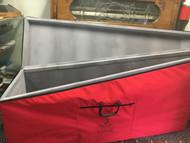 Delgado Deluxe Harp Case