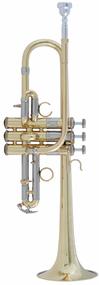 Bach Stradivarius ADE190 Artisan Series Eb/D Lacquer Trumpet