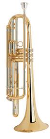 Bach Stradivarius B188 Bb Lacquer Bass Trumpet