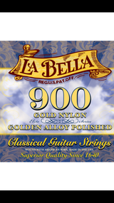 La Bella 900 Series Classical Guitar Strings