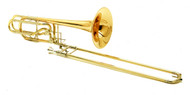 C.G. Conn Professional	Model 62H Bass Trombone