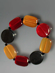 Multi-Horn Bracelet