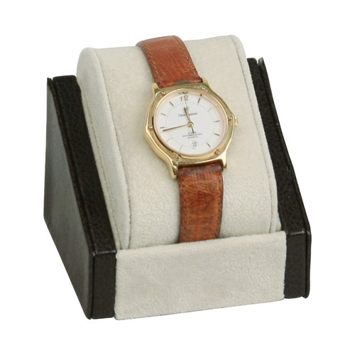 "Watch display , 2 3/4"" x 2 3/4"" x 2 3/8""H,Choose from various color"