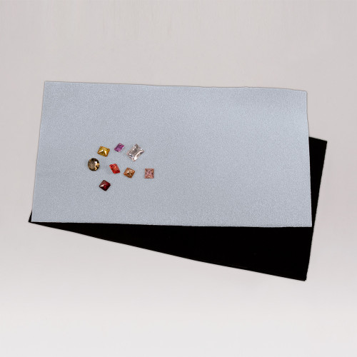 "Foam Tray Liner Sheet, 14 1/8"" x 7 5/8"",(Choose from various Color)"