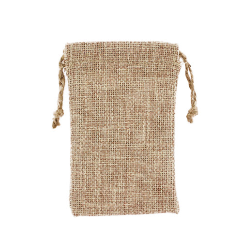"3"" x 4"",Burlap Pouch , price for Dozen,Buy More Save More"