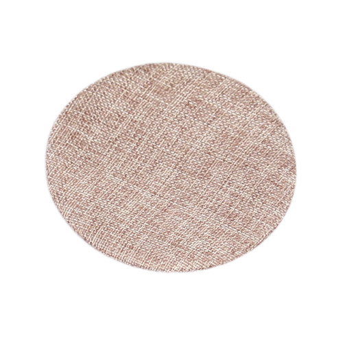 Round Display Burlap, Choose from various size