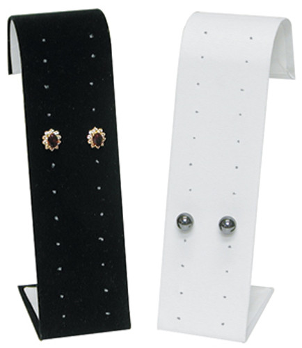 "Stud Earring Ramp Display 2"" x 2 7/8"" x 6 5/8"" H"
