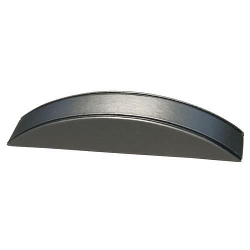 Steel Grey Faux Leather Bracelet Display Ramp (F4-1-87R)
