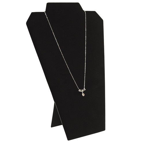 """Necklace Display, 8 1/4"""" w x 12 1/2""""H, (Choose from various Color)"""