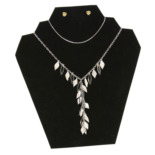 """Necklace display, 8 1/4"""" x 9 1/4""""H,(Choose from various Color)"""