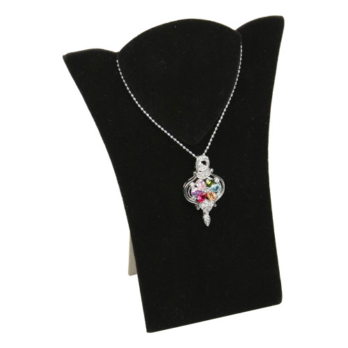 """Necklace Display, 4 1/2"""" x 5 1/2""""H, Choose from various Color"""