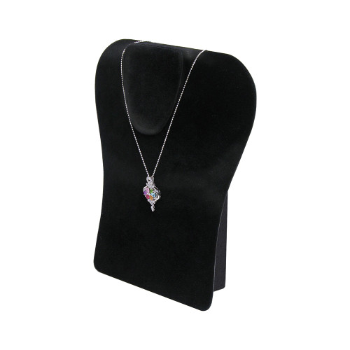 """Necklace Display, 8"""" x 3 1/4"""" x 9 1/2""""H, Choose from various Color"""