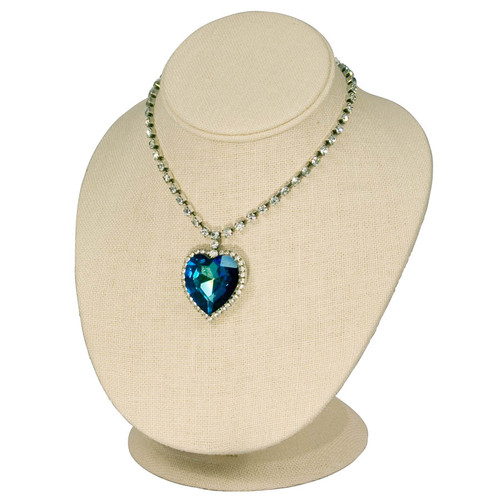 """Necklace Stand, 6 1/2"""" x 5 1/2"""" x 8 1/4""""H, (Choose from various Color)"""