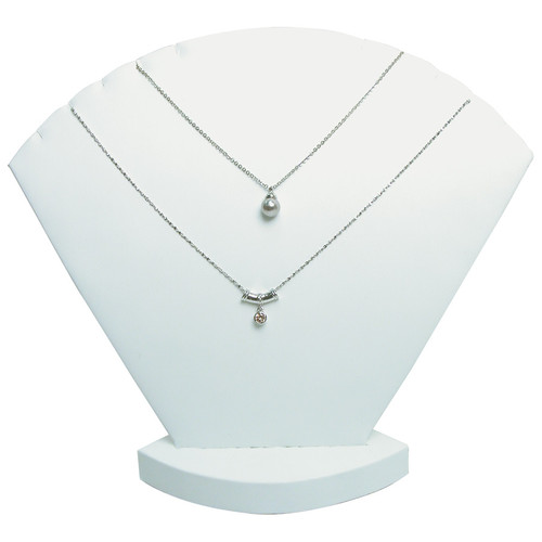 """Necklace Display, 10 3/4"""" x 4"""" x 10 1/4""""H,(Choose from various Color)"""